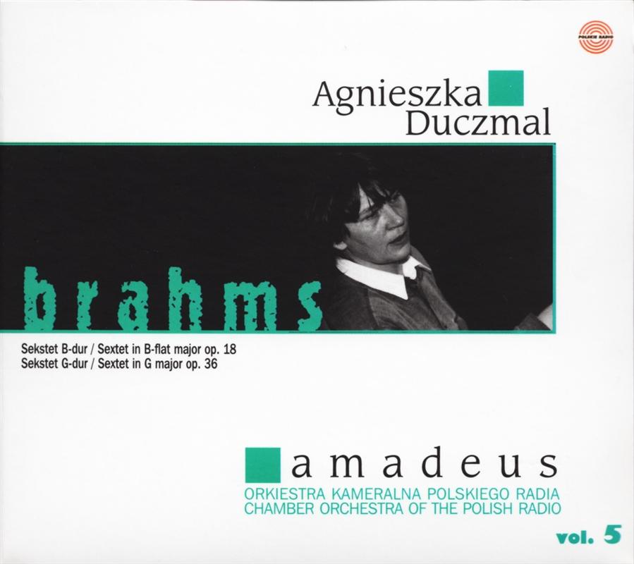 Agnieszka Duczmal Amadeus vol 5 (2004)