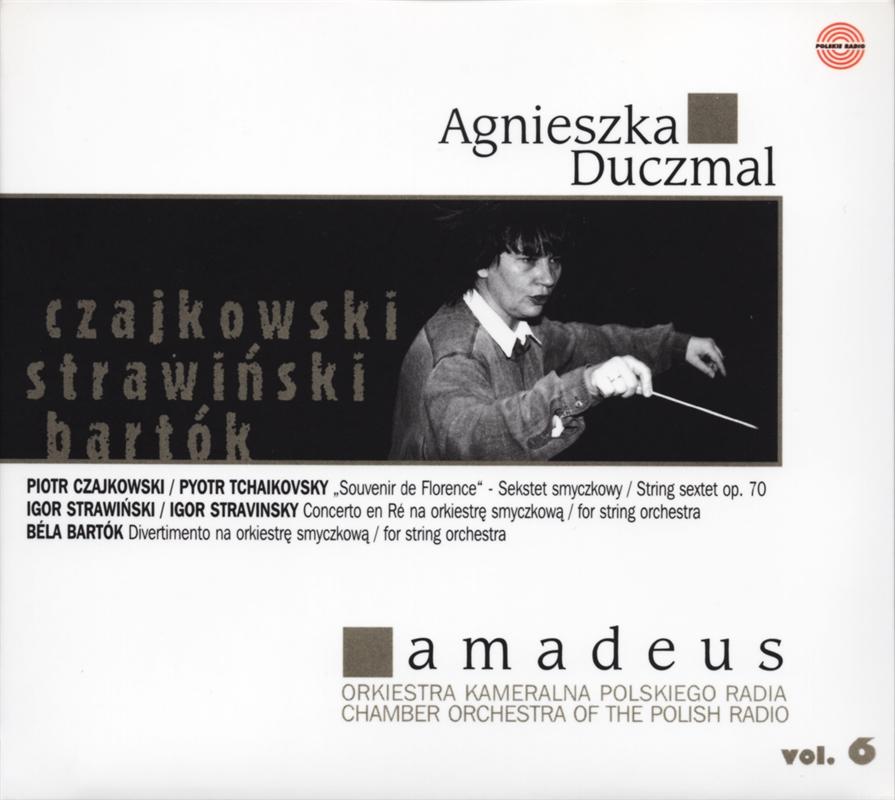 Agnieszka Duczmal Amadeus vol 6 (2004)
