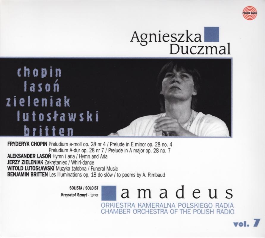 Agnieszka Duczmal Amadeus vol 7 (2004)