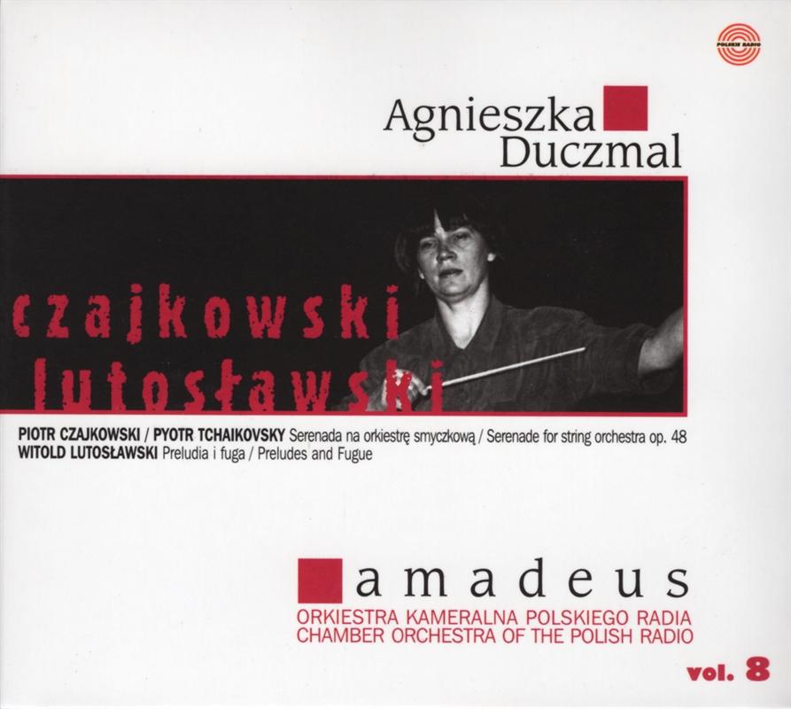 Agnieszka Duczmal Amadeus vol 8 (2004)