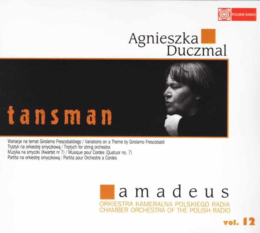 Agnieszka Duczmal Amadeus vol 12 (2006)