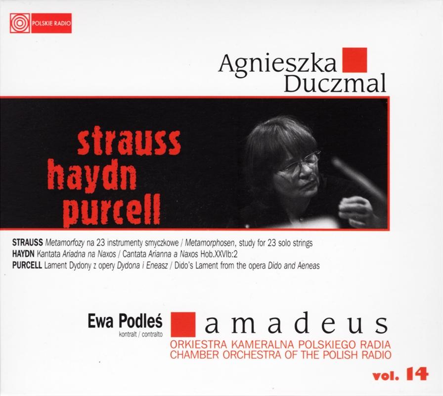 Agnieszka Duczmal Amadeus vol 14 (2016)
