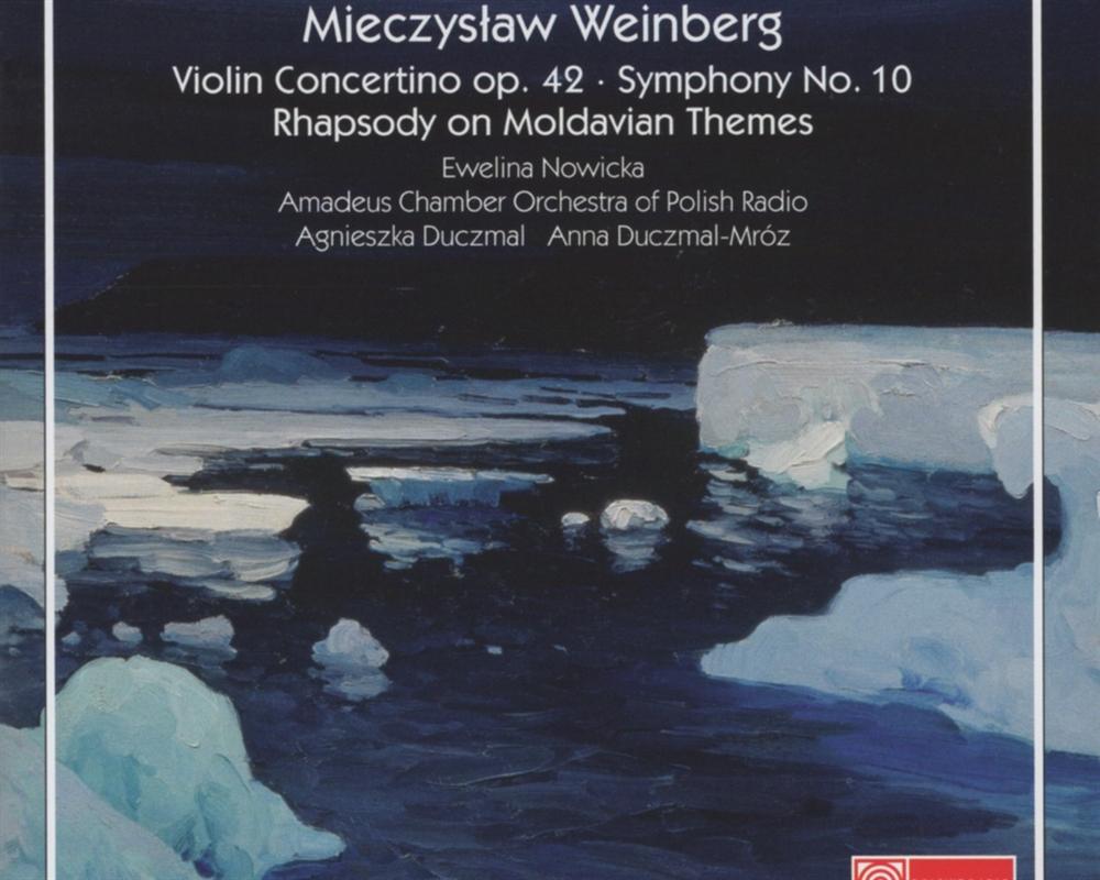 Mieczysław Weinberg - Ewelina Nowicka (2015)