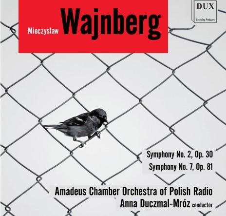 Mieczysław Wajnberg - Symfonie kameralne (2019)