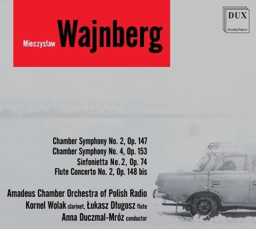 Mieczysław Wajnberg - Symfonie kameralne 2 (2019)
