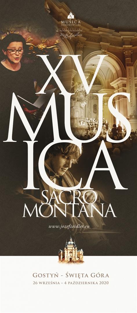 XV Festiwal Musica Sacromontana