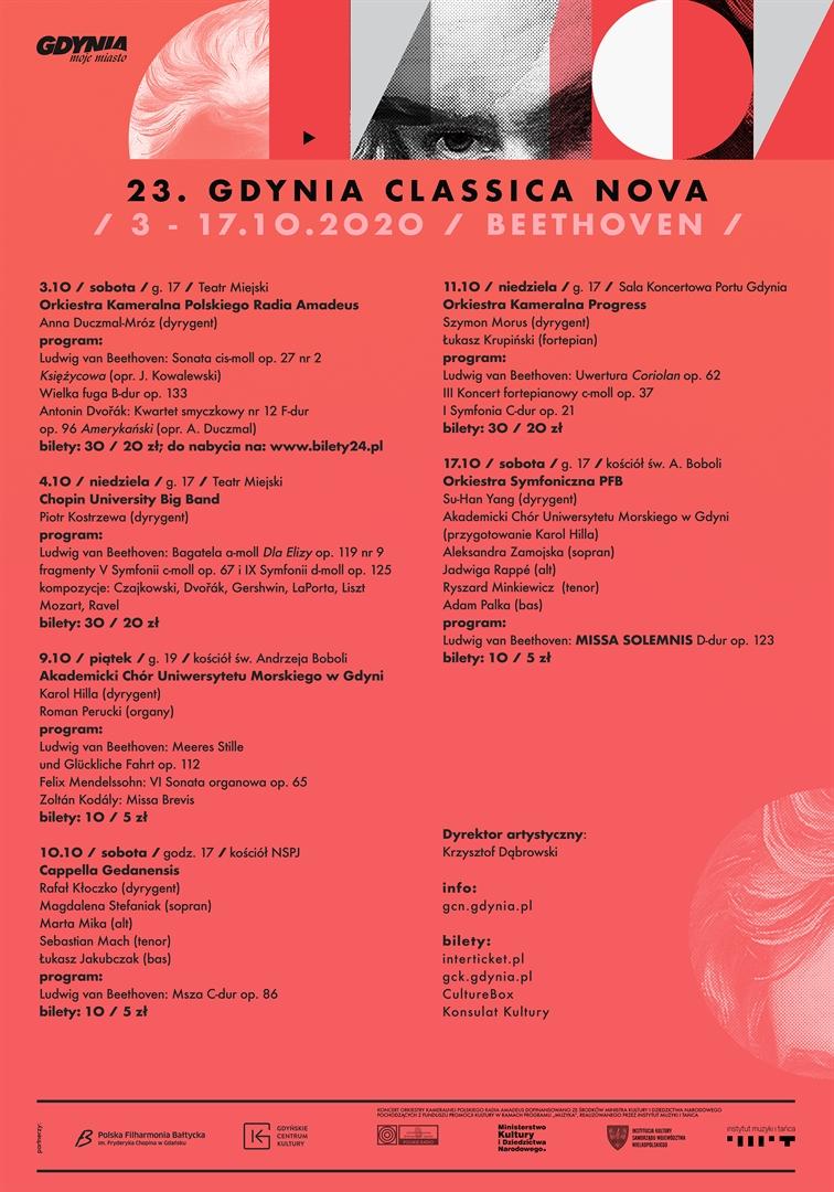 Gdynia - Classica Nova Festival
