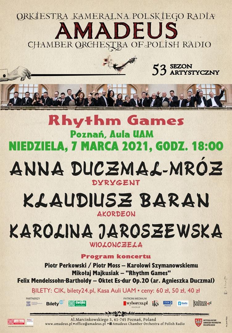 Rhythm Games - koncert